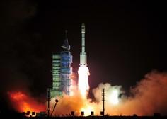 Kitajska izstrelila prvi modul za svojo vesoljsko postajo