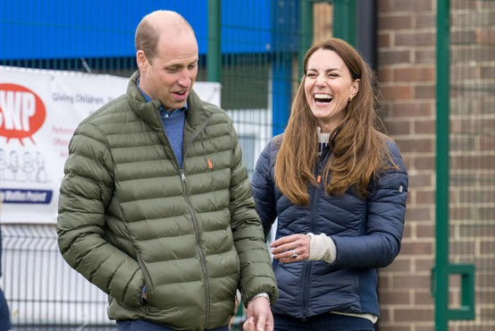 Princ William in Kate praznujeta deseto obletnico poroke