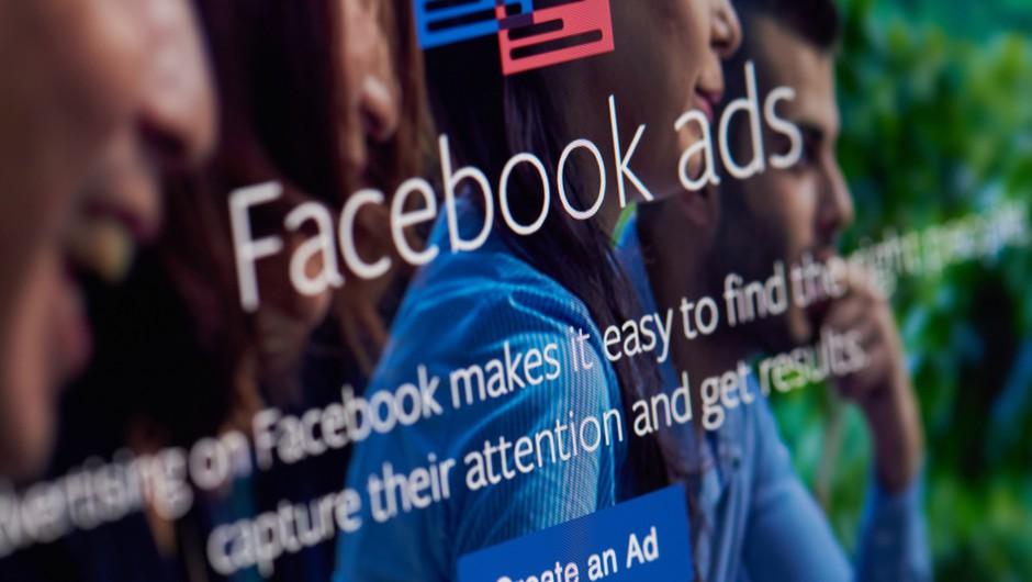 Facebook za kar 94 odstotkov povečal dobiček - največ na račun dražjega oglaševanja (foto: Shutterstock)