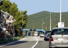 Na meji s Hrvaško bo od polnoči veljalo nekaj milejših ukrepov pri prehodu meje