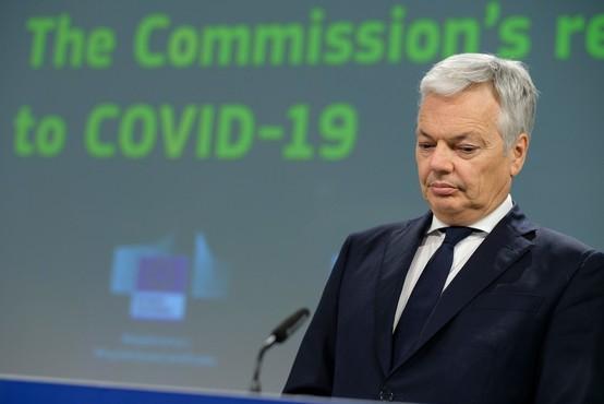 Pisna urgenca Sloveniji naj pospeši postopek imenovanja tožilcev v EU