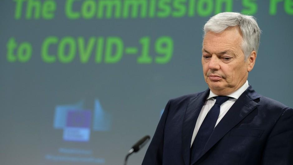 Pisna urgenca Sloveniji naj pospeši postopek imenovanja tožilcev v EU (foto: profimedia)