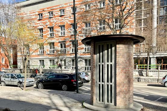 Skorajda pozabljena Plečnikova trafika na Vegovi ulici znova oživela