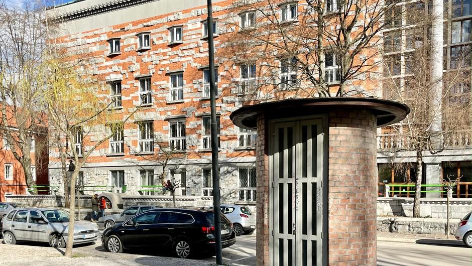 Skorajda pozabljena Plečnikova trafika na Vegovi ulici znova oživela (foto: Aleksander Vujović)