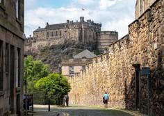 Zaradi epidemije po drugi svetovni vojni najdlje zaprt Edinburški grad spet odprl svoja vrata