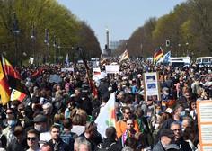 Po številnih mestih na vseh koncih sveta protestna zborovanja ob prazniku dela