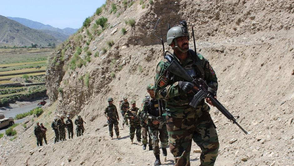 Nato in ZDA umikata vojsko iz Afganistana, domov bo prišlo tudi šest Slovencev (foto: profimedia)