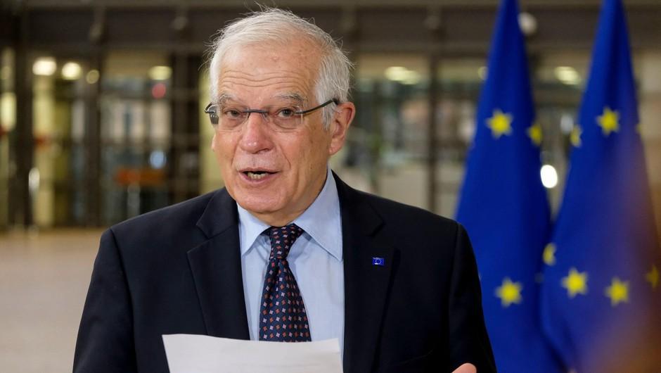 Josep Borrell: Svoboda medijev pomeni varnost za vse (foto: profimedia)