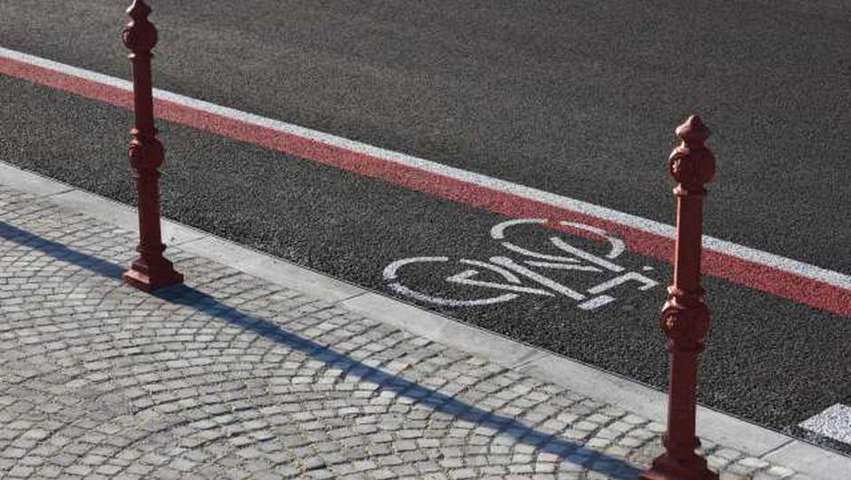 Za kolesarske poti v več občinah odobrena evropska sredstva (foto: Nebojša Tejić/STA)