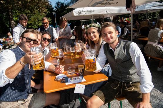 Oktoberfest že drugič zapored odpovedan