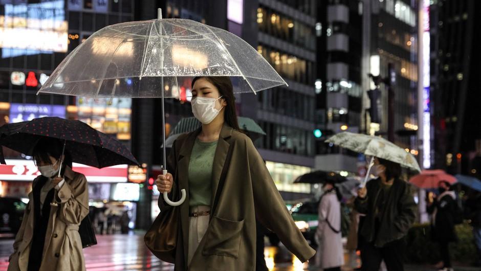 3 razlogi, zakaj so Japonci na ljubljanskih ulicah že pred pandemijo nosili maske! (foto: profimedia)