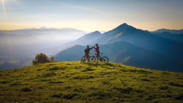 Prebivalci Slovenije večinoma ocenjujejo, da so zdravi; zelo pogosto ali dokaj pogosto telovadi 45 odstotkov vprašanih (foto: Profimedia)