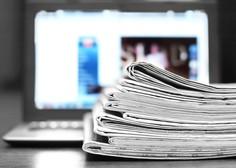 Ob svetovnem dnevu svobode medijev o pomenu kakovostnega novinarstva