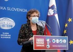 Čakš Jagrova: Cepljenje kaže učinke pri starejših in pedagoškem kadru