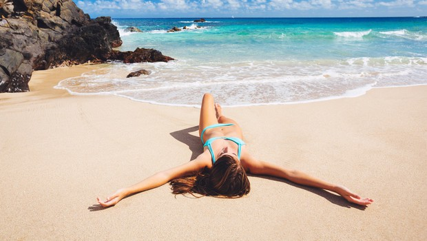 """Neznana ženska jo je spodila s plaže zaradi njenih kopalk: """"Rekla je, da me ne more gledati!"""" (foto: profimedia)"""
