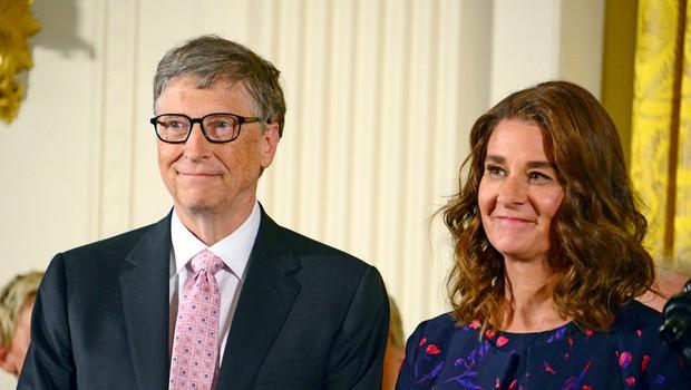 Ustanovitelj Microsofta Bill Gates in Melinda Gates sta sporočila, da se ločujeta (foto: Profimedia)