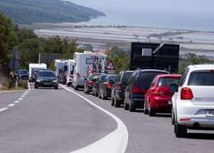 Od ponedeljka do konca maja začasno zaprt mejni prehod Sečovlje