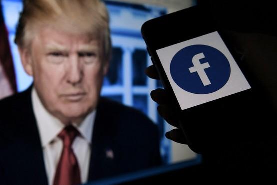 Trump za zdaj še ne sme nazaj na Facebook, a vodstvo podjetja naj utemelji razloge za tajno blokado