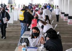 Biden napovedal, da bo do 4. julija v ZDA cepljenih 70 odstotkov prebivalstva