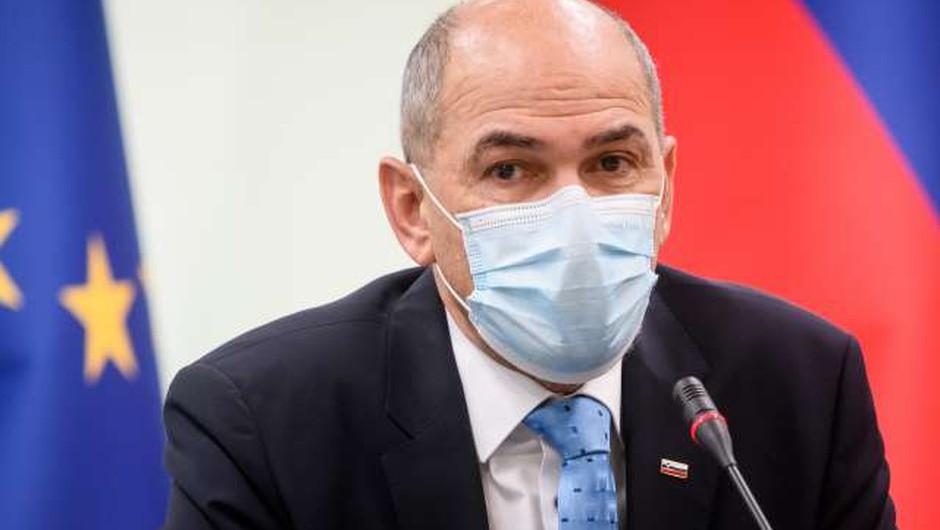 Janša: Od ponedeljka cepljenje tudi vseh odraslih pod 50 let (foto: Nebojša Tejić/STA)