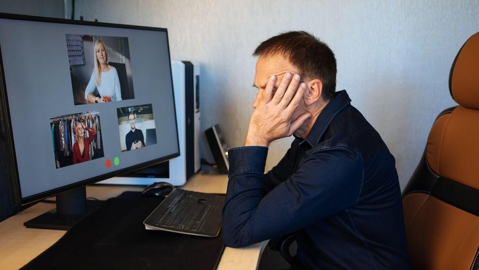 Nova raziskava: naši možgani potrebujejo odmor med sestanki (foto: profimedia)