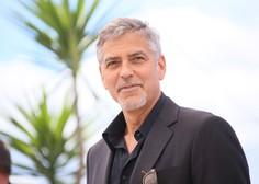 Priljubljeni ameriški igralec George Clooney dopolnil 60 let