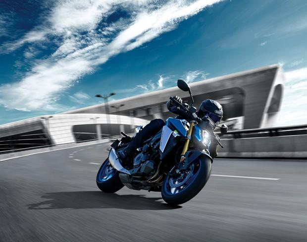 Suzuki GSX-S 1000 je novi streetfighter na sceni (foto: Suzuki motorcycles)