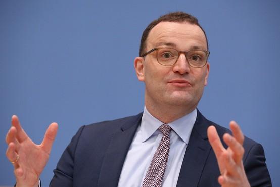 Nemški zdravstveni minister meni, da je Nemčija premagala tretji val epidemije