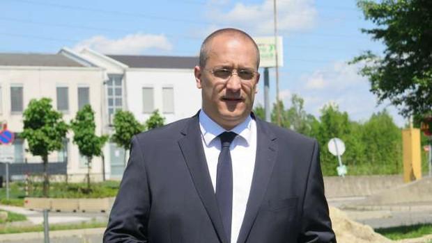 Nekdanji okoljski minister JUre Leben predsednik nove stranke Z.DEJ (foto: STA/Gregor Mlakar)