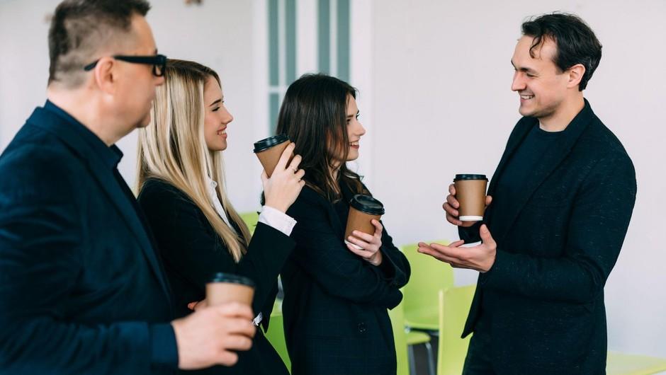 Premor med sestanki prepreči kopičenje stresa in veča storilnost (foto: profimedia)