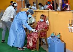 V Indiji več kot 400 tisoč dnevnih okužb petič v tednu dni