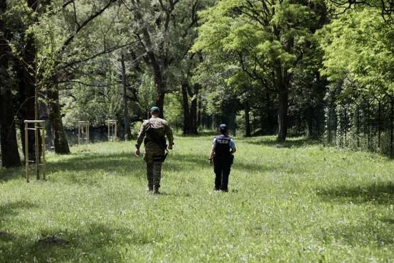21 tujim policistom v Sloveniji se bodo prihodnji mesec pridružili še policisti drugih držav