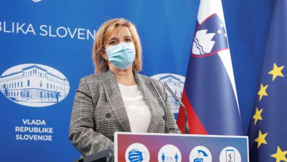 Beović: Zaenkrat dovolj cepiv AstraZenece za drugi odmerek, v skrajni sili tudi drugo cepivo (foto: Daniel Novakovič/STA)