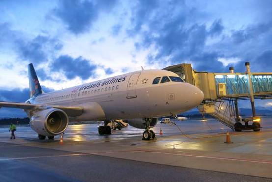 Brussels Airlines nekoliko zamaknil začetek letov med Ljubljano in Brusljem