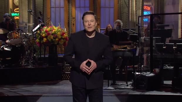 Elon Musk (na Saturday Night Live) razkril, da ima Aspergerjev sindrom (foto: profimedia)
