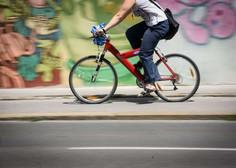 Kolesarji med najranljivejši v prometu, a so pogosto sami vzrok nesreče