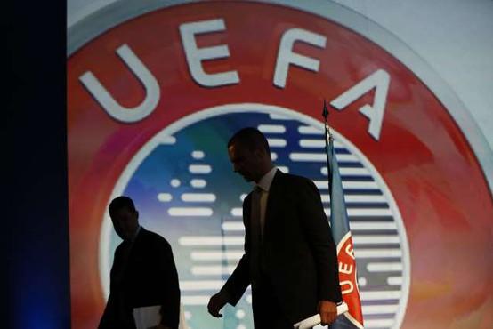 Uefa uvedla disciplinski postopek proti Realu, Barceloni in Juventusu