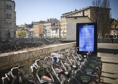 V 10 letih Biciklja podvojili število postajališč in koles