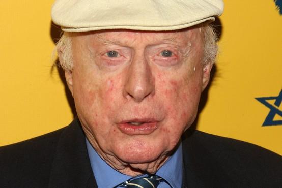 Umrl ameriški igralec Norman Lloyd, najbolj znan po vlogi zlobneža v Hitchcockovem filmu Saboter