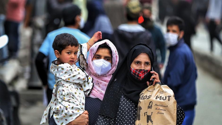 Največ okužb z indijsko različico so poleg Indije potrdili v Veliki Britaniji (foto: Profimedia)