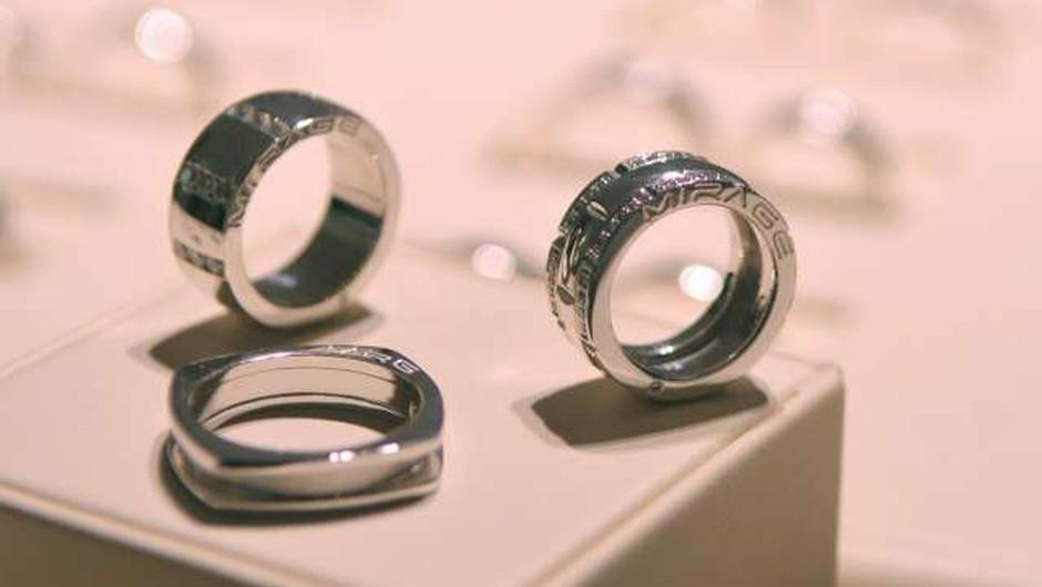 V Evropi vedno manj porok, vedno več ločitev (foto: Tamino Petelinšek/STA)