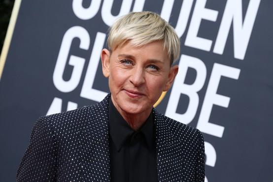 Ellen DeGeneres napovedala upokojitev svoje oddaje
