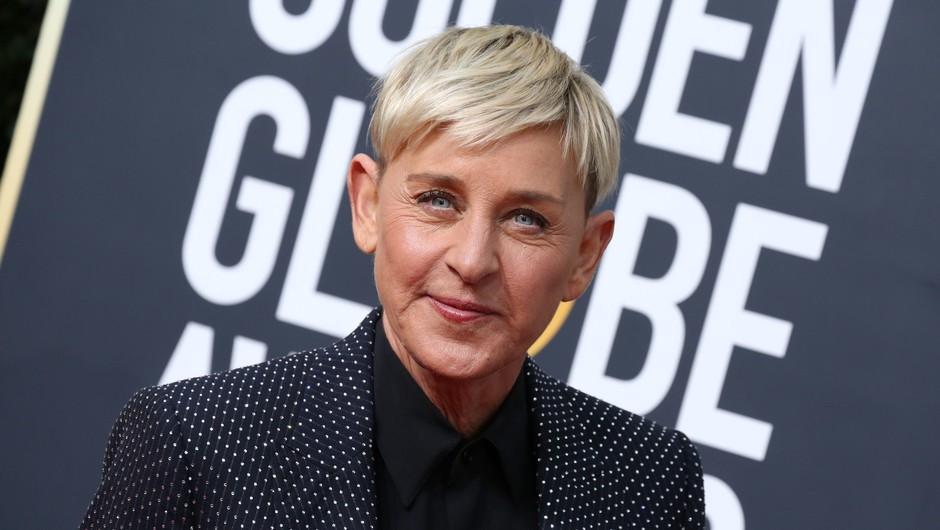 Ellen DeGeneres napovedala upokojitev svoje oddaje (foto: Profimedia)