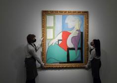 Picassove slike gredo za med, Žensko, ki sedi ob oknu prodali za dobrih sto milijonov dolarjev