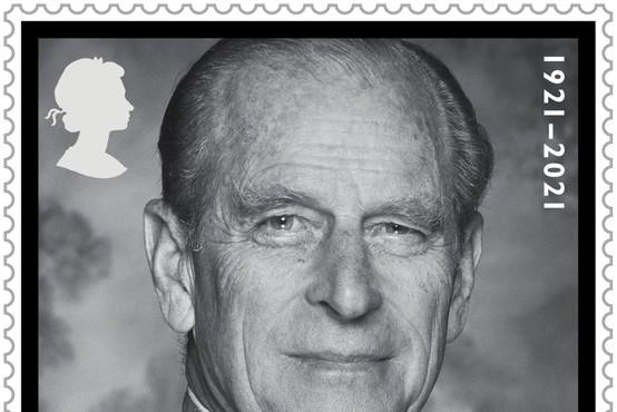 Štiri spominske znamke pokojnega soproga kraljice Elizabete II. princa Philipa v prodaji od 24. junija