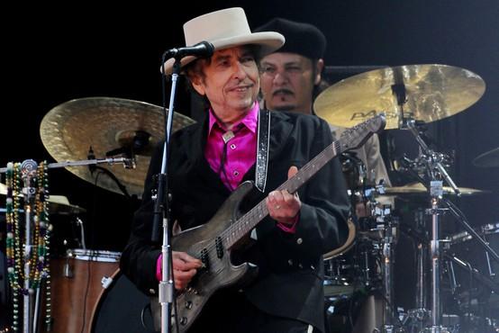 V Centru Boba Dylana bodo na ogled njegovi rokopisi, doslej neznani posnetki in fotografije