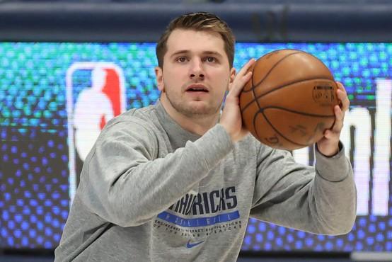 Po uspehih slovenskega košarkarja v ligi NBA se je v ZDA skokovito razširilo ime Luka