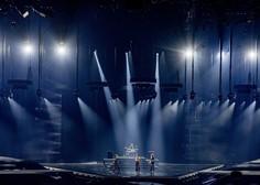Dva dni pred začetkom tekmovanja v Rotterdamu skoraj povsem nared za popevko Evrovizije