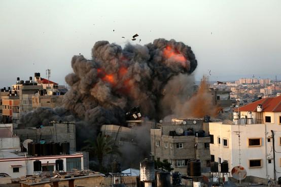 Izraelci in Palestinci na seji Varnostnega sveta ZN krivdo za nasilje valijo drug na drugega