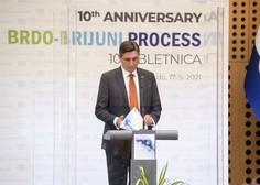 Voditelji procesa Brdo-Brioni pozivajo EU, naj Zahodni Balkan obravnava kot celoto